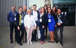 Gydytoja anezteziologė Natalja Rudnikevič lankėsi Euroanesthesia 2016