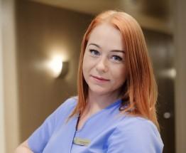Aurelija Karpavičiūtė, burnos higienistė