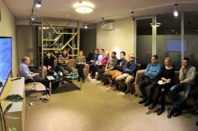 ITI studijų klubas