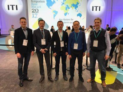 Dantų implantavimo profesionalai susitiko Bazelyje (Šveicarija)