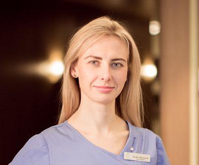 Karolina Malašauskaitė, burnos higienistė