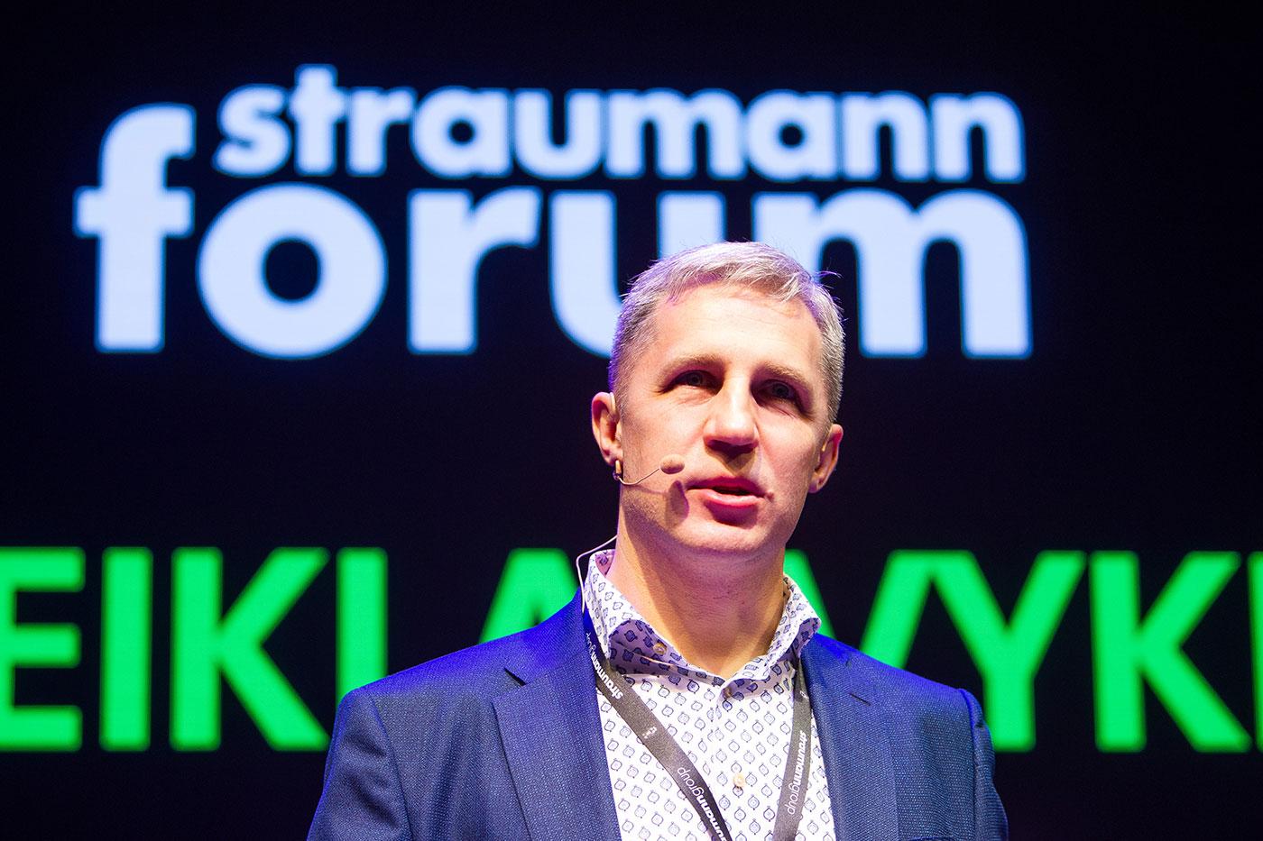 """Tarptautinė konferencija ,,Straumann Forum"""""""